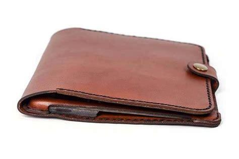 Leather Kindle Cover Handmade - handmade customizable kindle oasis leather gadgetsin