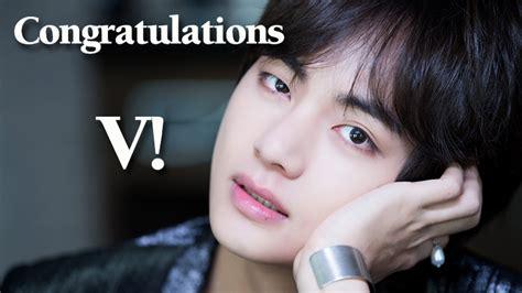 kim taehyung 2018 kim taehyung of bts named ultimate asian heartthrob of