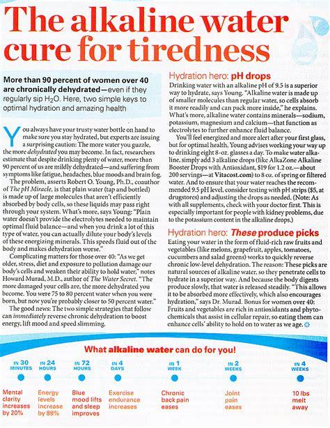 alkaline water alkaline water pinterest