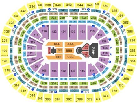 pepsi center floor plan pepsi center tickets and pepsi center seating chart buy