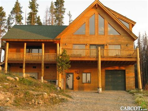 Cabins In Grand by Grand Lake Cabin For Sale