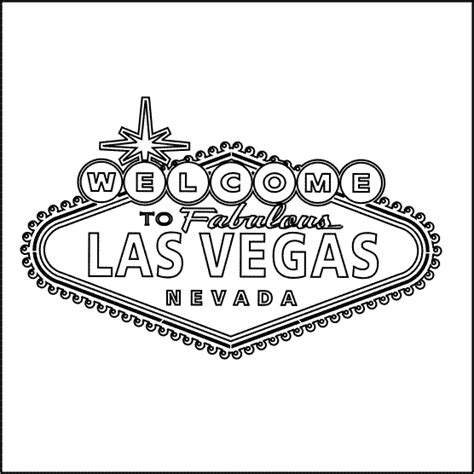 welcome to las vegas sign template template for a las vegas welcome sign las vegas
