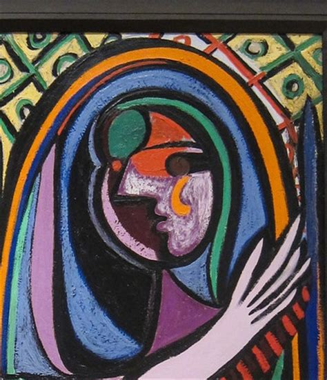 picasso paintings explanation pablo picasso before a mirror analysis cubism cau