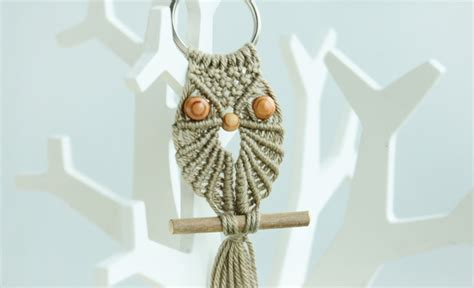 Www Free Macrame Patterns - macrame patterns owl images