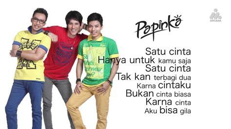 free download mp3 dadali hitungan cinta papinka hitungan cinta official lyric video chords
