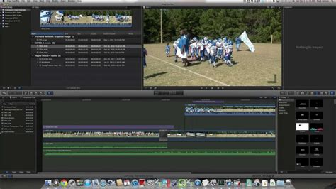 final cut pro compound clip final cut pro x share compound clips between projects