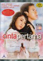 film sedih cinta pertama cinta pertama dvd indonesian movie cast by bunga citra