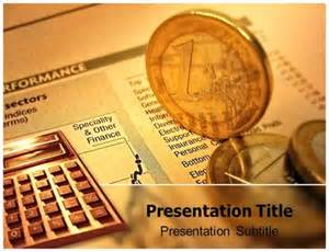 financial accounting powerpoint ppt templates