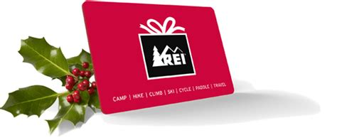 what to buy with those gift cards the gearcaster - How Much Is On My Rei Gift Card