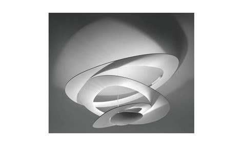artemide soffitto artemide lada da soffitto serie pirce led in alluminio