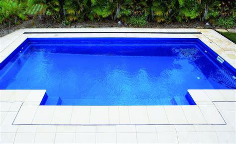 Backyard Relaxation Ideas Heritage Fibreglass Pool Swimming Pool Range