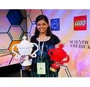 Shree Bose Google Science Fairs First Grand Prize Winner Andrew