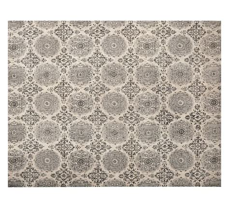 Pottery Barn Clearance Rugs Aerilyn Rug Gray Pottery Barn