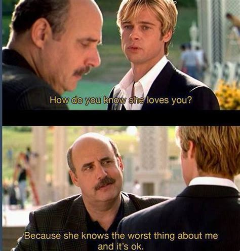 meet joe black quotes quotes from meet joe black quotesgram