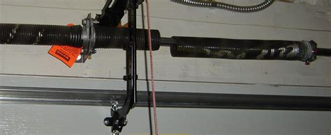 Broken Garage Door Spring Repair Installation S T Garage Door Broken
