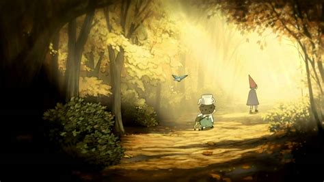 Over The Garden Wall Story Promo 720p Hd Youtube The Garden Wall Mchale