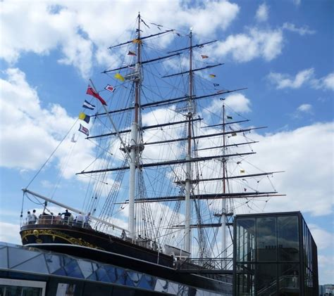 cutty sark boat london cutty sark ship london