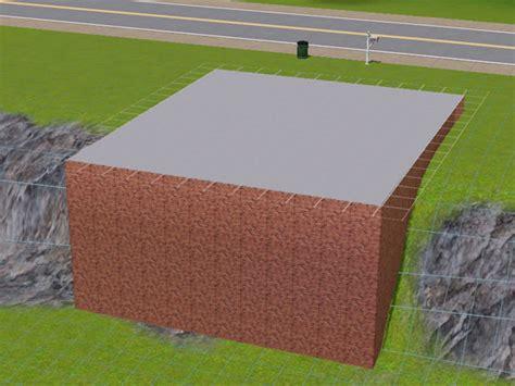 Fundament Am Hang by Tutorial Hanggrundst 252 Cke Schwebendes Haus Simension