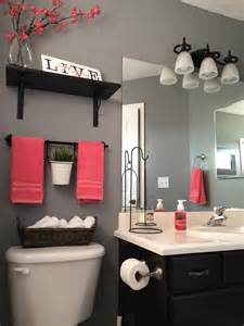 Black And Gray Bathroom Decor » New Home Design