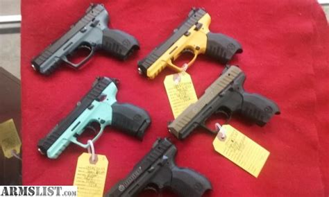armslist for sale ruger sr22 in colors