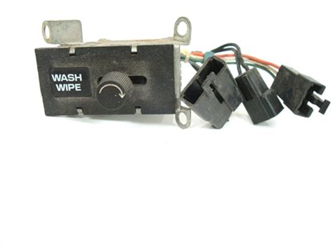 camaro windshield wiper switch for cars with delay wipers 1984 1989 1978 camaro dash wiper switch and knob with hidden wipers with pulse delay option