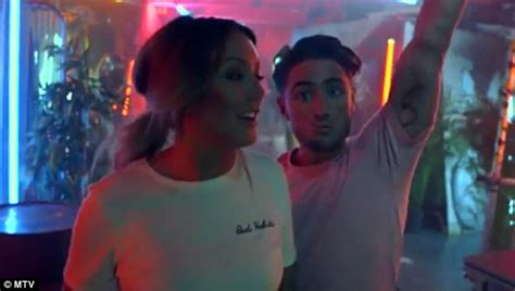 tattoo of us charlotte and bear stephen bear gets charlotte crosby s face inked on his arm