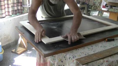 come costruire una cornice per quadri come fare una cornice 60 x 90 per i nostri quadri dal