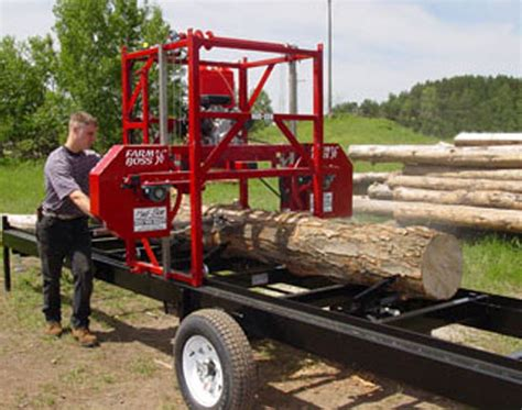Oscar 330 Pro Portable Sawmill In 2019 Sierras Bandsaw Mill