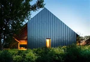 Prefab Modern Farmhouse Modular Modern Farmhouse By Budapesti Muhely Design Milk