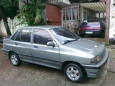 Kia Pride Lx Lx Gray Metro Manila Mitula Cars