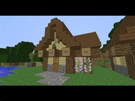 how to create a house simple medieval house tutorial minecraft project