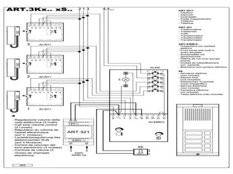 commax audio intercom wiring diagram 36 wiring diagram
