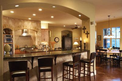 house plans with big kitchens cottage with courtyard 31114d architectural designs house plans