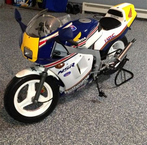 honda nsr 50 damn it who shrunk the nsr 1987 honda nsr50 rare