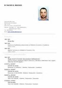 Curriculum Vitae Example by 20140508 Cv