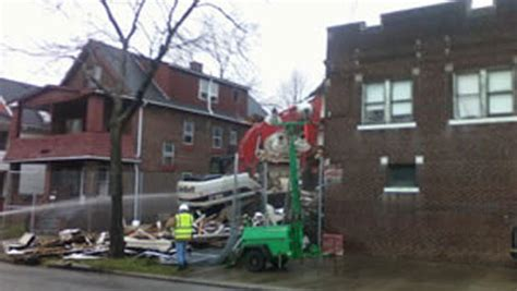 cleveland house of horrors anthony sowell quot house of horrors quot demolished by city of cleveland cbs news