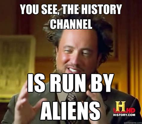 History Channel Guy Meme - history channel giorgio tsoukalos ancient aliens memes