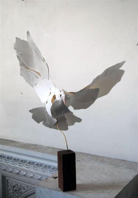 paper bird sculpture best 25 bird sculpture ideas on pinterest paper birds steunk bird and diy resin sculpture
