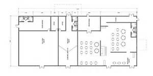 Retail Floor Plan by Retail Steel Buildings General Steel