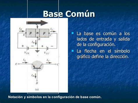 transistor bipolar en base comun transistor bipolar configuracion base comun 28 images transistor la enciclopedia libre