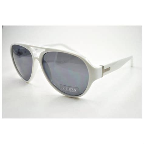 Guess Gs0296 Silver White guess sunglasses gu 6730 white silver 59mm where to buy how to wear