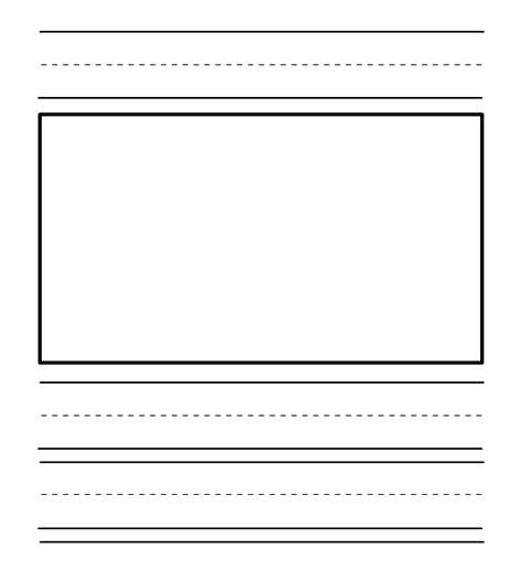 Kindergarten Journal Paper Template Meeting The Educational Demands Of Stem Journal Paper Template