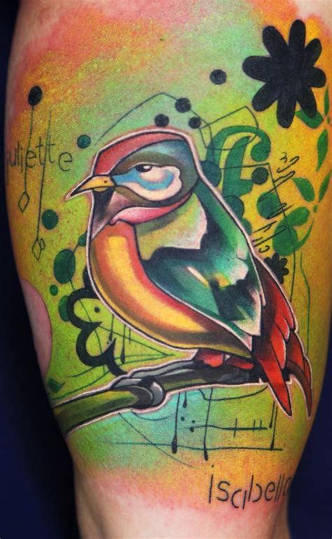 ivana tattoo ivana belakova artist the vandallist