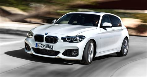 Small Bmw by 2015 Bmw 1 Series Fresh Looks Three Cylinder Engines