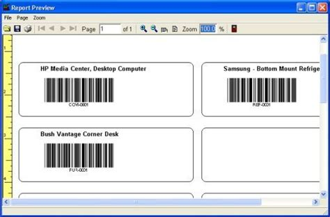 printable upc labels stockroom software search replace stockroom records