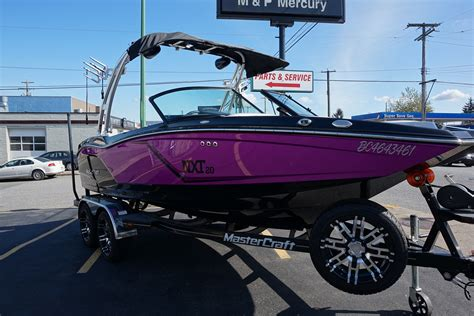mastercraft boats for sale british columbia mastercraft nxt20 2015 new boat for sale in burnaby