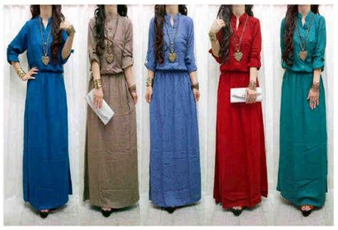 Grosir Busana Muslim grosir baju muslim termurah baju3500