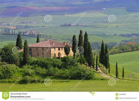 tuscany house tuscany house stock photo image 33648850