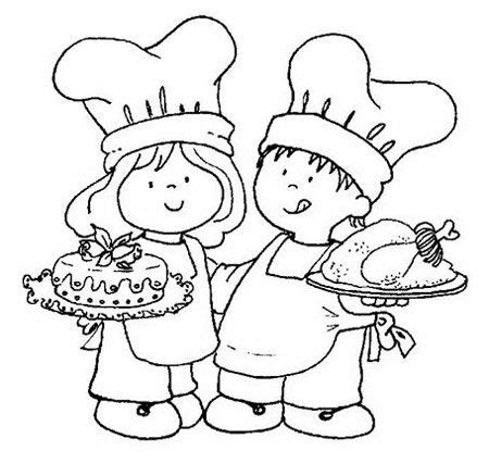 dibujos para ninos de kinder 17 best images about chef dibujo chefs and a chef