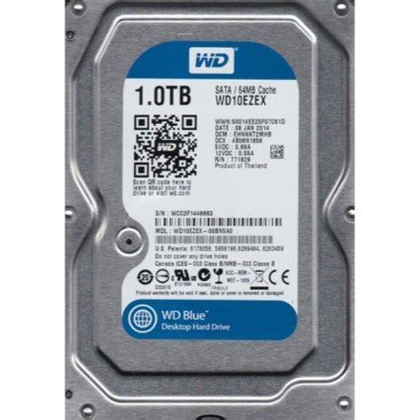 hd interno 1tb hd western digital interno 1tb 7200 rpm wd10ezex 00bn5a0